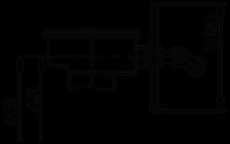 Клапан запорный DN80 1c-9