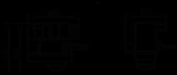 Клапан запорный DN80 1с-8-2Э